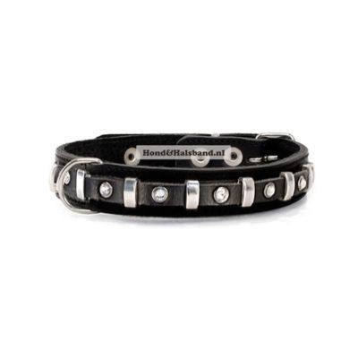 Halsband Locarno Black