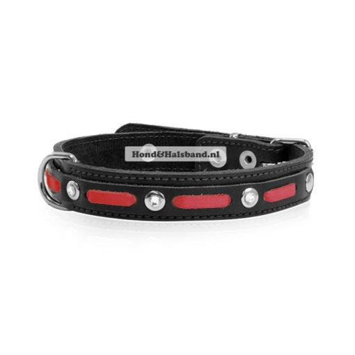 Halsband Sportif Red