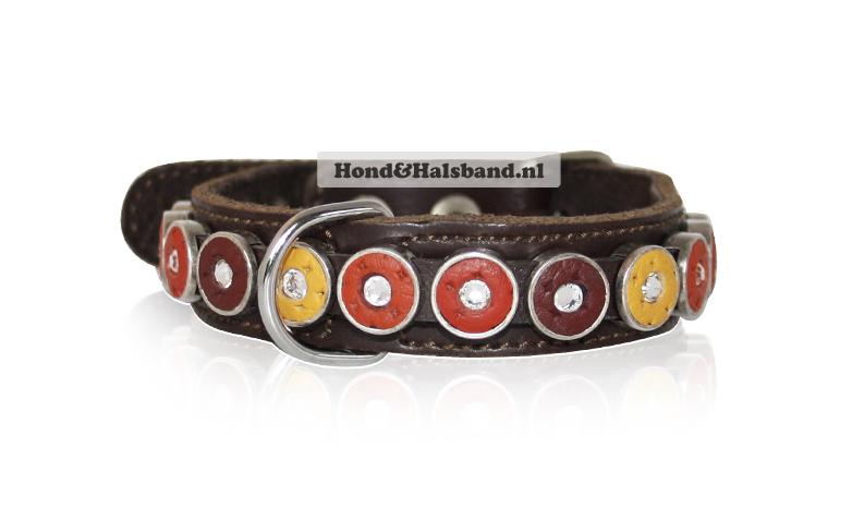 Halsband Buttons